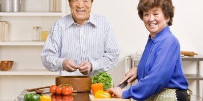 Người cao tuổi bị suy dinh dưỡng