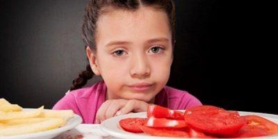 Vì sao trẻ lại biếng ăn?