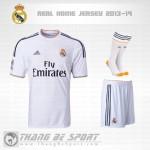 Trang phục thi đấu của Real Madrid qua các giai đoạn