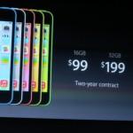 """Lời nói dối lọt tai nhất của Apple: iPhone 5C """"giá rẻ"""""""