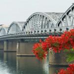 Cầu Trường Tiền ở Huế – dấu ấn lịch sử lâu đời