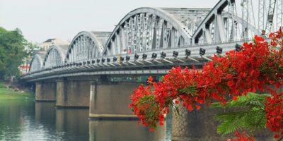 Cầu Trường Tiền ở Huế - dấu ấn lịch sử lâu đời