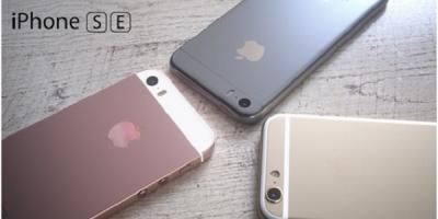 """iPhone SE có thể """"sống sót"""" nếu gặp nước ?"""