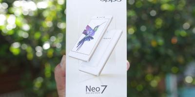Sẽ có OPPO Neo 7 chính hãng tại Việt Nam