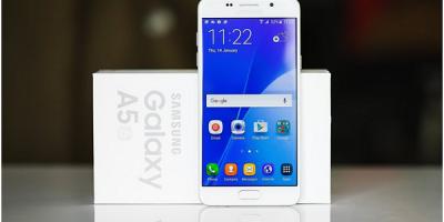 Đánh giá chi tiết Samsung Galaxy A5 2016