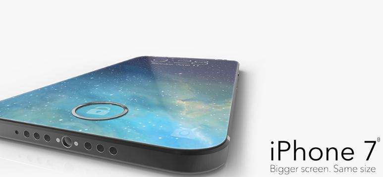 Jack tai nghe 3.5 mm bị khai tử trên phiên bản iPhone 7, bên cạnh đó phím Home chuyển sang dạng cảm ứng