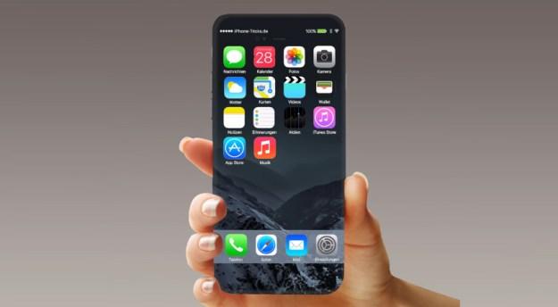 iPhone 7 rất có thể sẽ sử dụng màn hình OLED.
