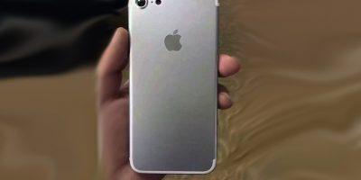 Siêu phẩm điện thoại iPhone 7 lộ diện với hình ảnh camera đột phá
