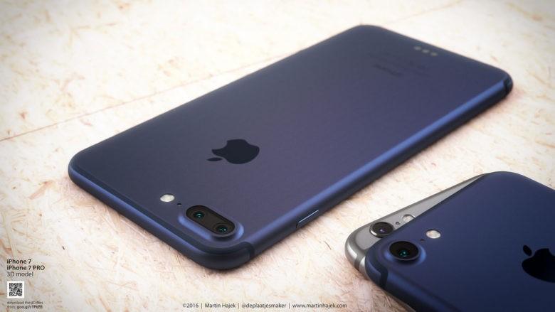 iPhone 7 Plus là sản phẩm đình đám sắp được ra mắt.