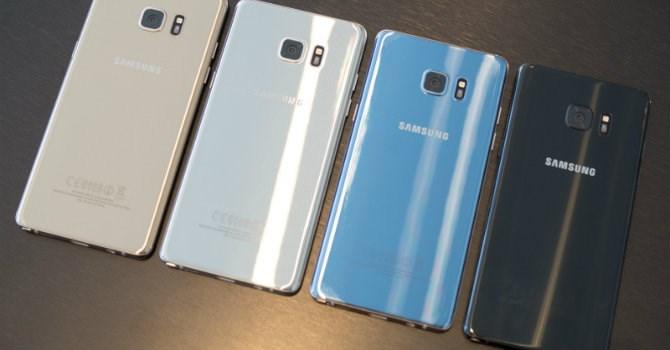 Có màu sắc gần giống với của Galaxy Note 7 vừa mới ra mắt của Samsung.