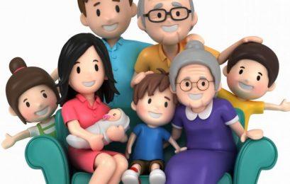 Học cách giao tiếp với bố mẹ
