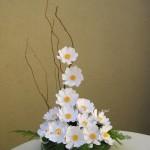 Mẫu cắm hoa cúc đẹp