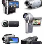 Hướng dẫn chọn máy quay phim HD bỏ túi
