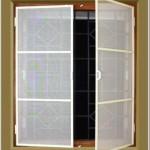 Cửa lưới chống muỗi tốt