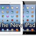 Những bước cần làm trên iPad mới