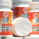Thuốc giảm béo Beautiful Slim Body USA