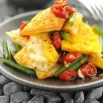 Sành điệu với trứng rán cà ri ngon mà lạ