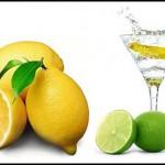 Những chất có lợi và bất lợi từ quả chanh