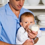 Chiêu dụ bé thích uống sữa
