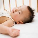 Để trẻ ngủ đủ giấc