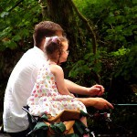 Cư xử giữa con gái và bố