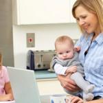 Phụ nữ nắm quyền trong gia đình ít tham vọng nơi công sở