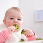 Thói quen giúp bé ăn mạnh uống khỏe