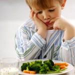 Triệu chứng cho thấy trẻ bị thiếu chất