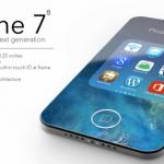 iPhone 7 sẽ ra mắt với phiên bản 32 GB
